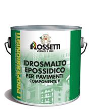 IDROSMALTO EPOSSIDICO PER PAVIMENTI COMPONENTE B
