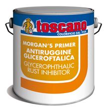 MORGAN'S PRIMER ANTIRUGGINE GLICEROFTALICA