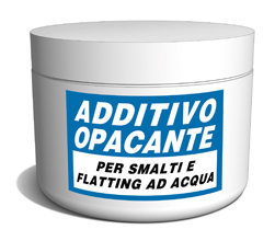 ADDITIVO OPACANTE AD ACQUA