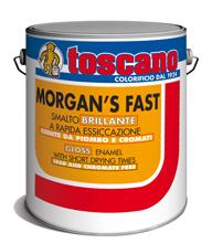 MORGAN'S FAST