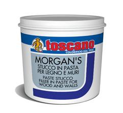 MORGAN'S STUCCO IN PASTA