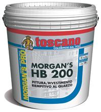 MORGAN'S HB200