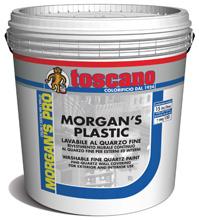 MORGAN'S PLASTIC LAVABILE AL QUARZO FINE