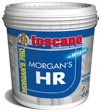 MORGAN'S HR